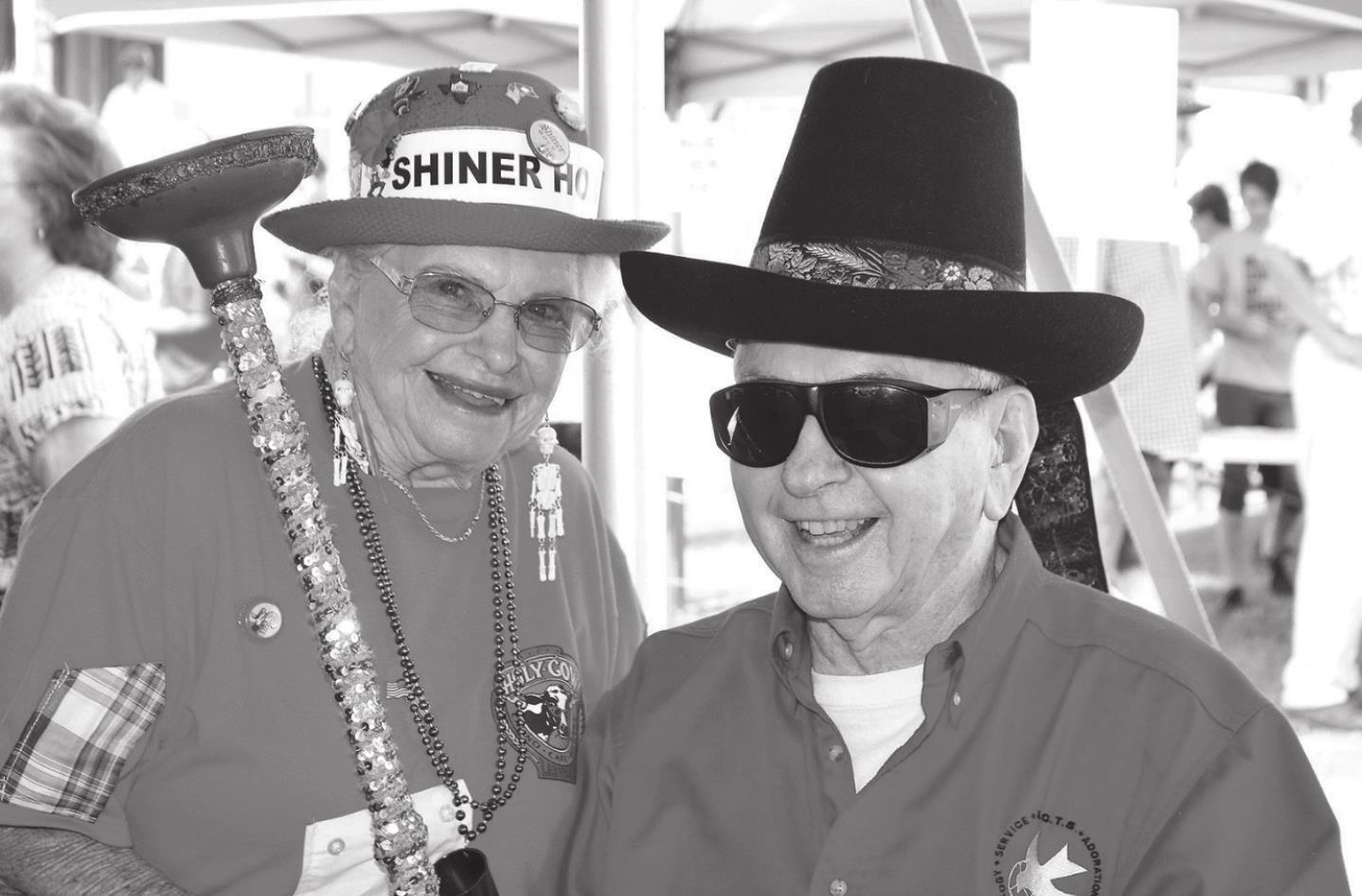 Shiner Hobo Bandleader Rita Janak Passes Away at 88