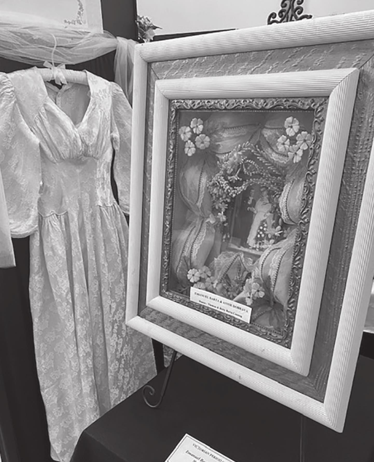 TCHCC Museum Opens New Exhibit on Czech Weddings