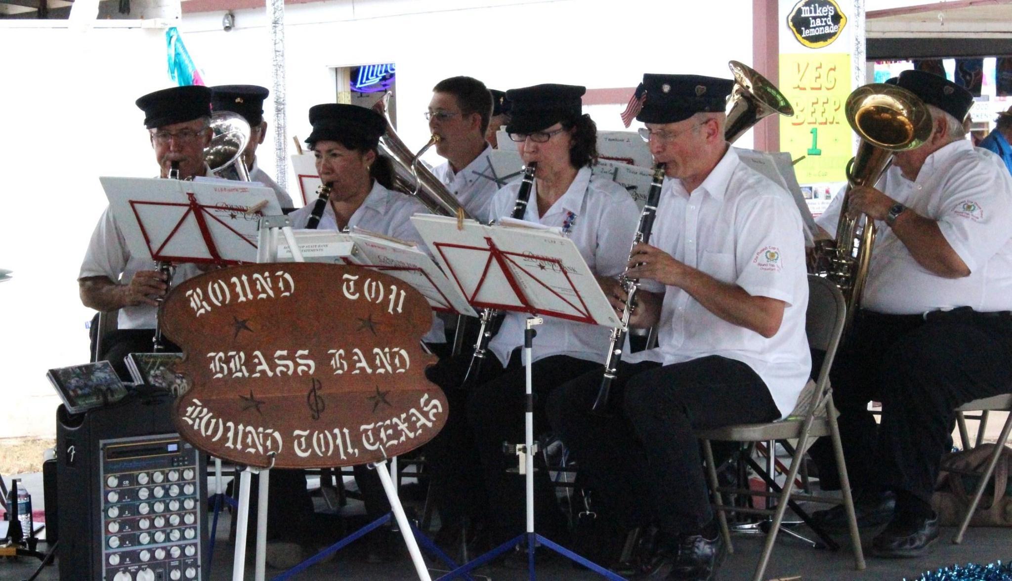 Round Top Brass Band