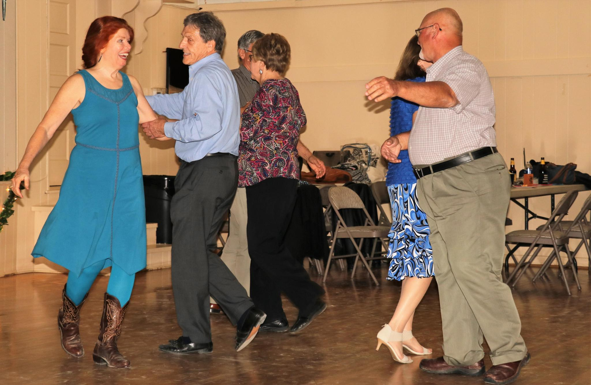 Gary E. McKee captured these images at the Goodtime Polka & Waltz Club January dance.