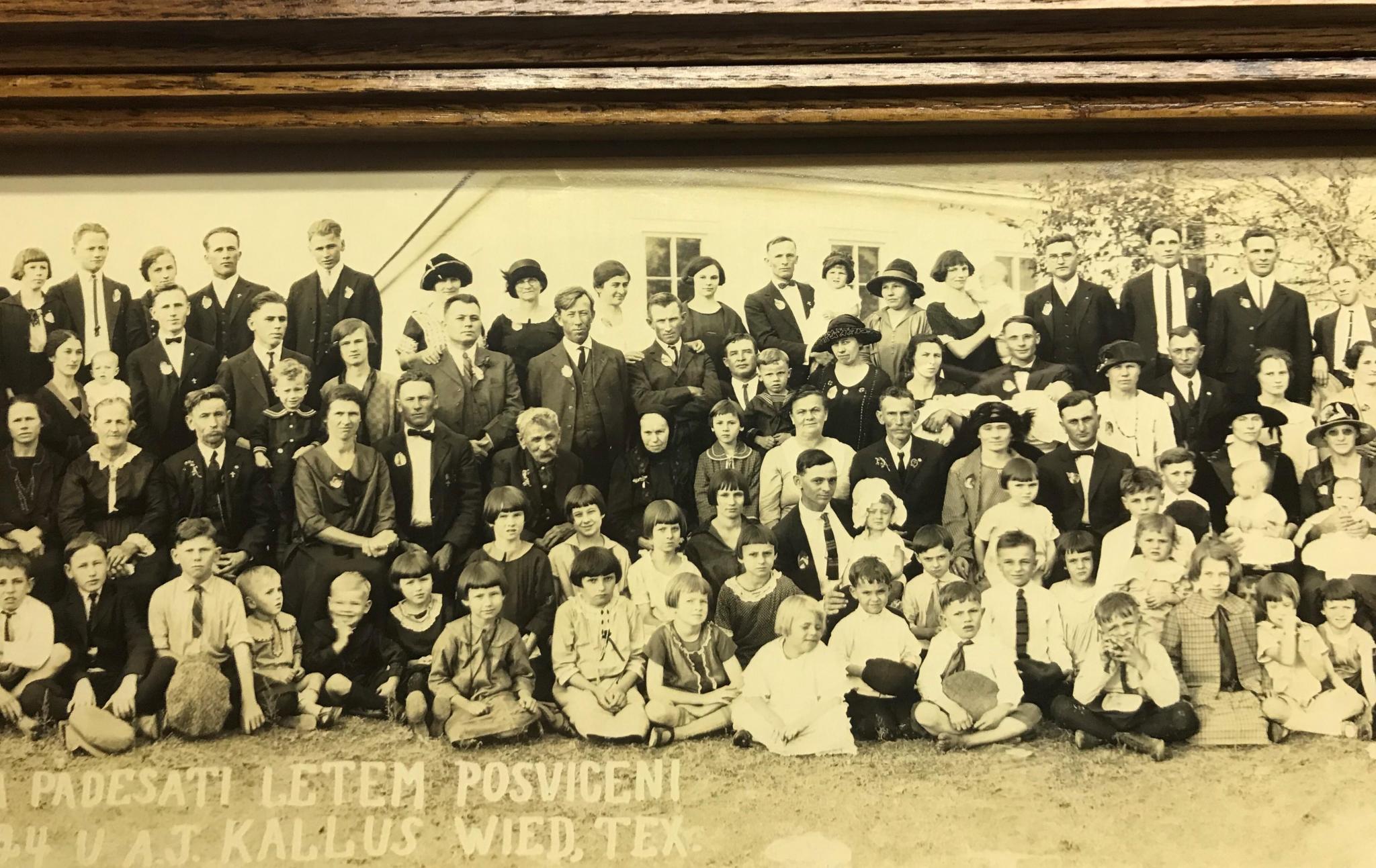 Migl Family Pic 1924