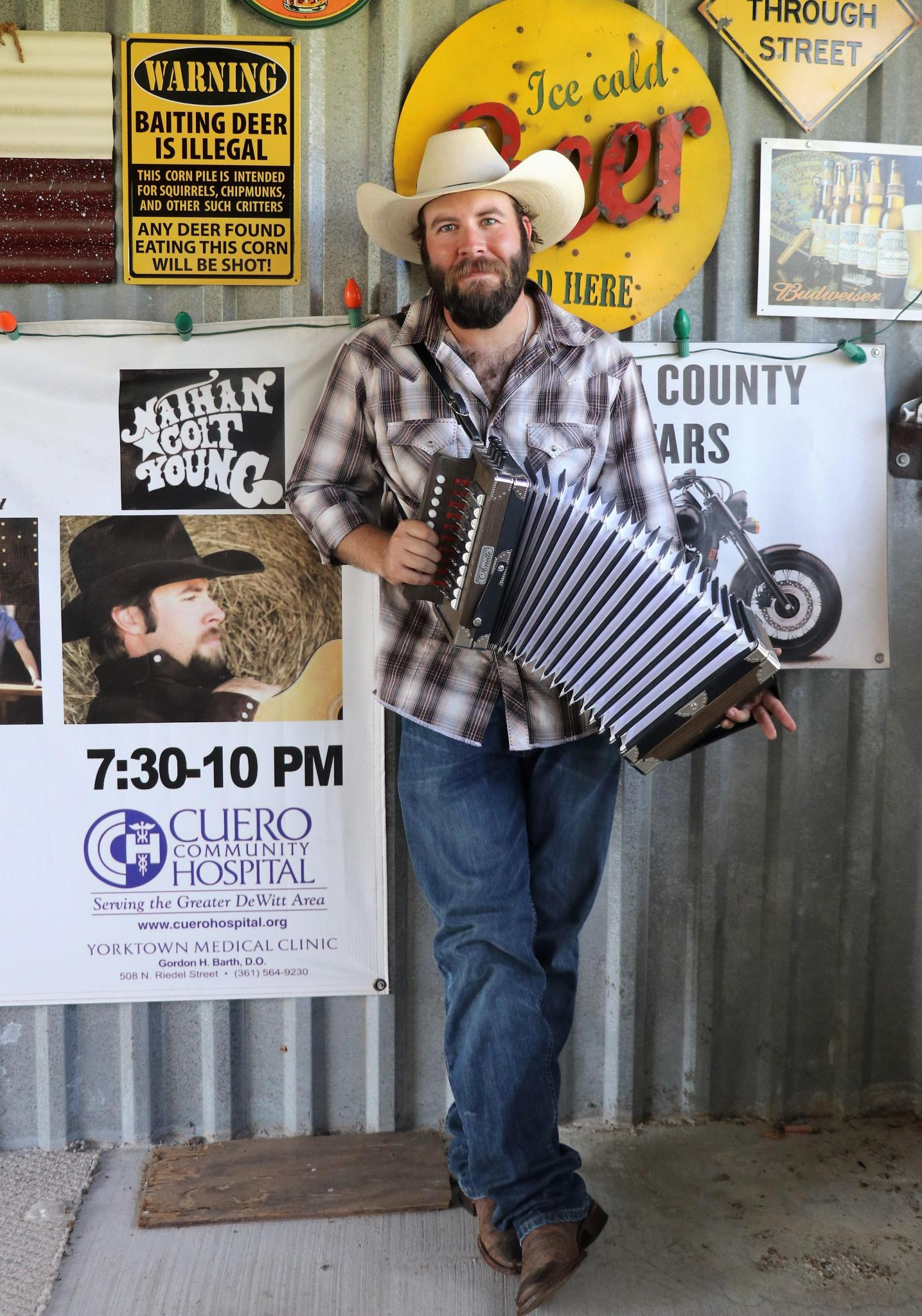 Nathan Colt Young: Keepin' it Country