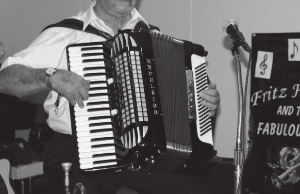 Frtiz Hodde, Music Patriot