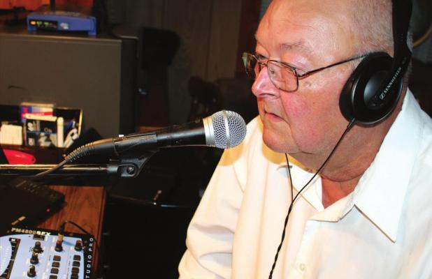 Larry Sodek, Polka DJ
