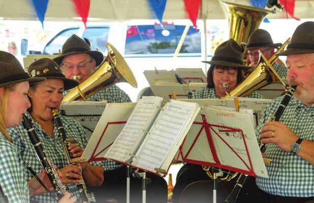 Round Top Brass Band Celebrates 50 Years
