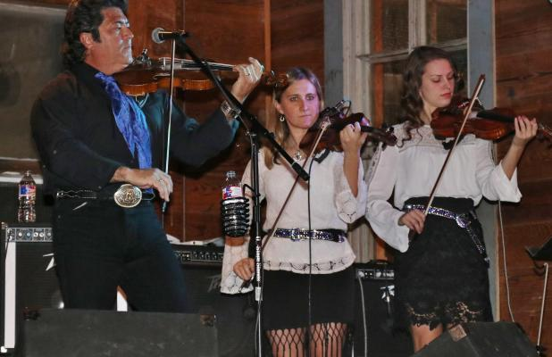 Bobby Flores and Yellow Rose Band will be at Festival of Texas Fiddling