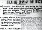 101 Years Ago: Texas During the Spanish Flu