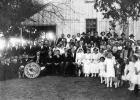 Marek Kasmiersky wedding 1914/Fayette County History
